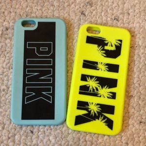 PINK VS iPhone 6 phone cases